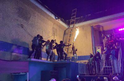 UpTown Mondays - dancehallowa impreza odbywająca się w każdy poniedziałek w stolicy Jamajki Kingston